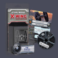 Fantasy Flight Games X-Wing TIE Fighter Expansion Pack