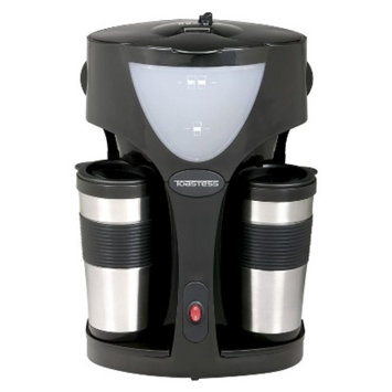 Toastess International Twin Coffeemaker