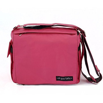 Ah Goo Baby Grab and Go Bag Color: Cherry Blossom