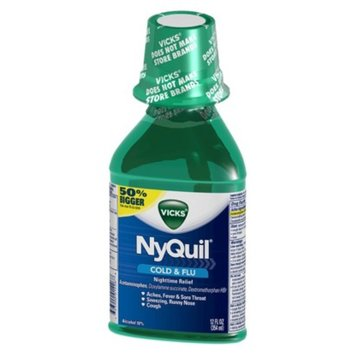 Vick's NyQuil Cold & Flu Relief Liquid