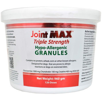 Phs Joint MAX Triple Strength Hypoallergenic Granules