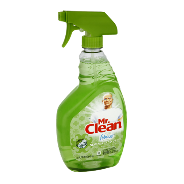Mr. Clean with Febreze New Zealand Springs Multi-Surface Cleaning
