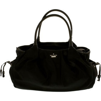 kate spade new york 'classic - stevie' nylon baby bag - Black