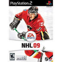 Electronic Arts NHL 2009 Playstation 2 Game EA