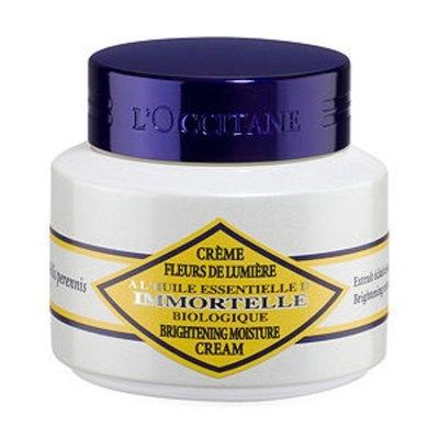 L'Occitane en Provence Brightening Immortelle Moisture Cream, 1.7 oz