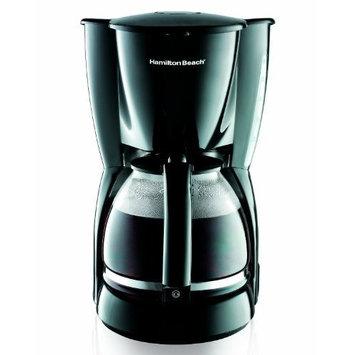 Hamilton Beach 49316 12-Cup Coffeemaker, Black