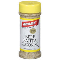 Adams Beef Fajita Seasoning Spice, 5.64 oz