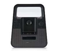 Memorex TagAlong Portable Boombox for iPod, White MI2601PWHT