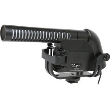Vidpro XM-40 Condenser Shotgun Video Microphone with Fuzzy Windbuster