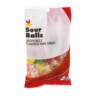 Ahold Sour Balls Hard Candy