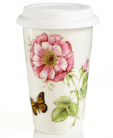 Lenox Travel Mug, Butterfly Meadow Bloom Thermal