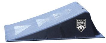 Shaun White Grom Series Skateboard Mini Launch Ramp, Black