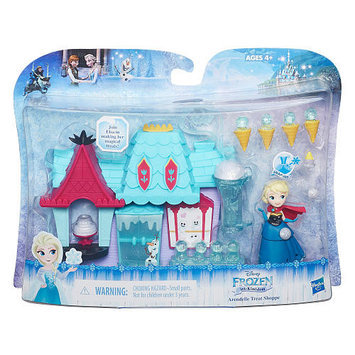 Hasbro Disney Frozen Little Kingdom Arendelle Treat Shoppe