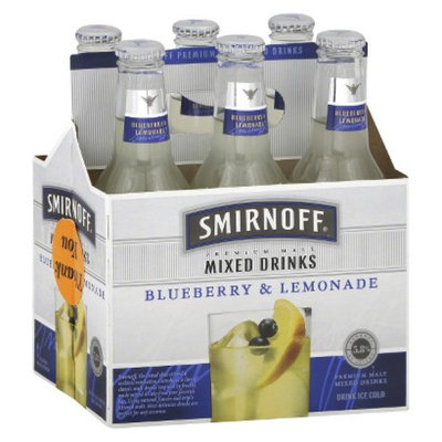 Smirnoff Blueberry & Lemonade