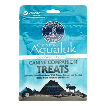 Natural Animal Nutrition Annamaet Aqualuk Grain Free Dog Treat