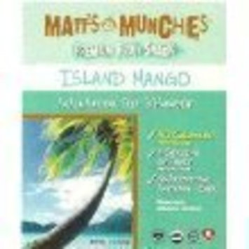 Matt's Munchies Organic Island Mango Fruit Snack 12 pack
