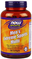 NOW Foods - Men's Extreme Sports Multi - 180 Softgels