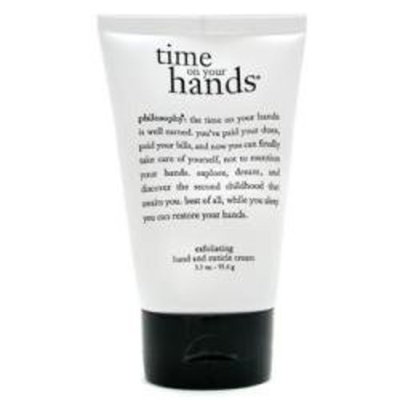 Time on Your Hands Exfoliating Hand & Cuticle Cream - Philosophy - Body Care - 100g/3.3oz