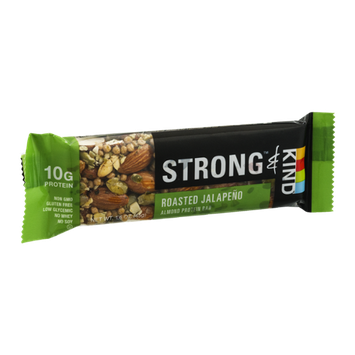 KIND STRONG Roasted Jalapeno Almond Protein Bar