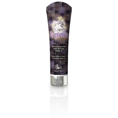 Bask Euphoria Intoxicatingly Dark Black Bronzing Creamy Oil, 9.5 oz.