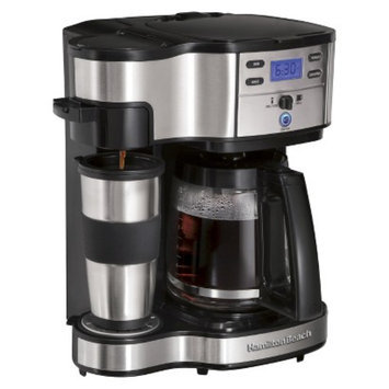Hamilton Beach Two-Way Brewer Coffee Maker