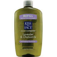 Kiss My Face Corp. Kiss My Face Liquid Soap Self Foaming Lavender and Chamomile Refill 17.5 fl oz