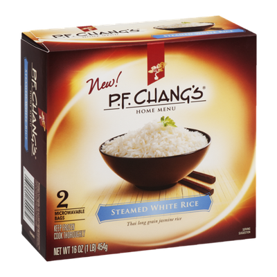P.F. Chang's Home Menu Steamed White Rice Bags - 2 CT