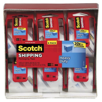 Ecom Packing Tape Clear 799.2in Scotch