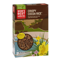Mom's Best Naturals Cereal Crispy Cocoa Rice