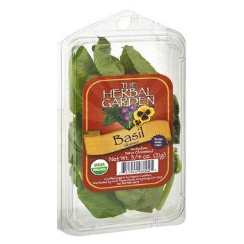 The Herbal Garden Organic Basil