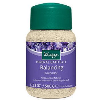 Kneipp Lavender Balancing Mineral Bath Salts