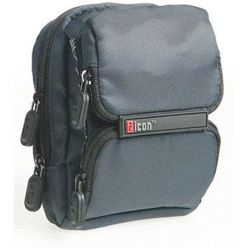 Accessories MS-FLIP111-BLU Flip Soft Nylon Camra Case