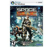Sega Of America Space Siege