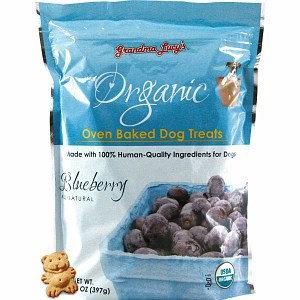 Grandma Lucy's Organic Baked Dog Treats