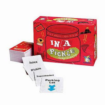 Gamewright In a Pickle Card Game Ages 10 and up, 1 ea