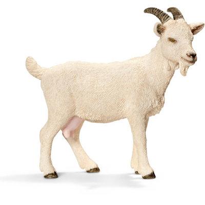 Schleich Domestic Goat Figurine