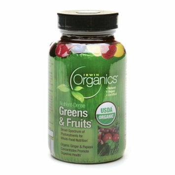 Irwin Organics Nutrient-Dense Greens & Fruits