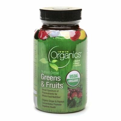 Irwin Organics Nutrient-Dense Greens & Fruits