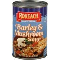 Rokeach Barley and Mushroom Soup