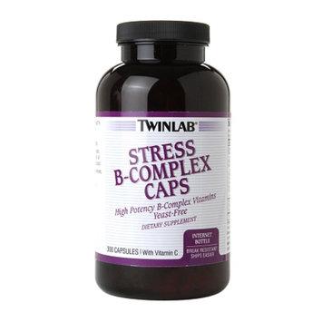 Twinlab Stress Vitamin B-Complex Caps, 300 ea