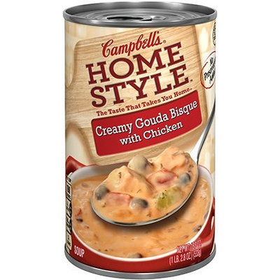 Campbell's® Homestyle Creamy Gouda Bisque with Chicken Soup