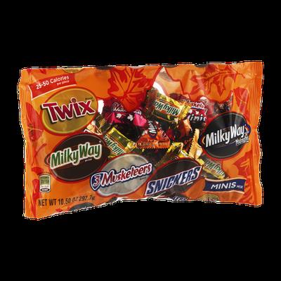 Mars Minis Mix