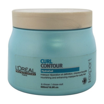 Serie Expert Curl Contour Masque by L'Oreal for Unisex - 16.9 oz Masque