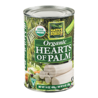 Native Forest Hearts of Palm Organic