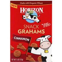 Horizon Cinnamon Snack Grahams, 7.5 oz, (Pack of 12)