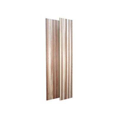 Wine Cellar Innovations Designer Filler Material Panel (Prime Mahogany - Light Stain)
