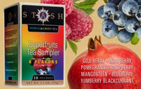 Stash Superfruits Tea Sampler
