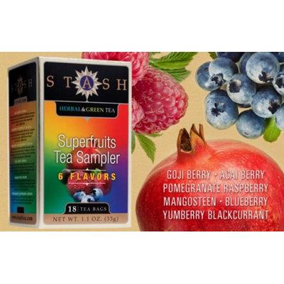 Stash Superfruits Tea Sampler