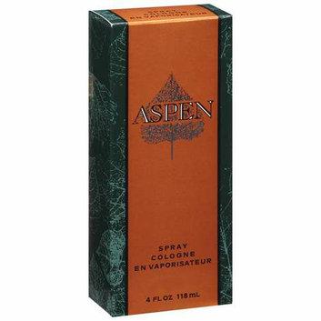 Aspen Men 4.0 Oz Cologne Spray
