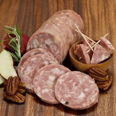 Fabrique Delices Garlic Sausage - 1 pack - .75 lbs